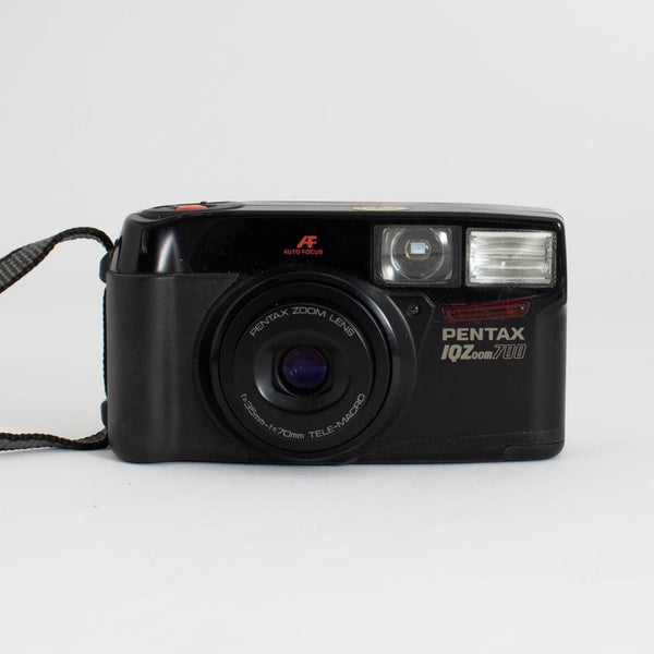 Pentax IQZoom 700 Point and Shoot Camera
