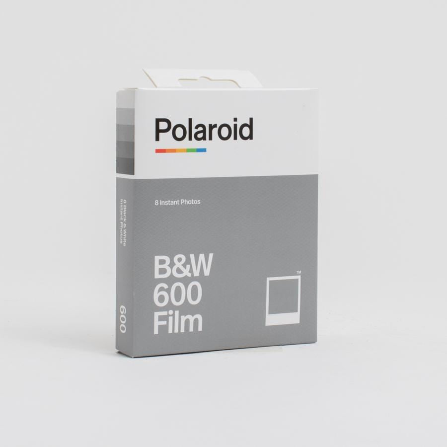 Polaroid Originals 600 B&W Instant Film