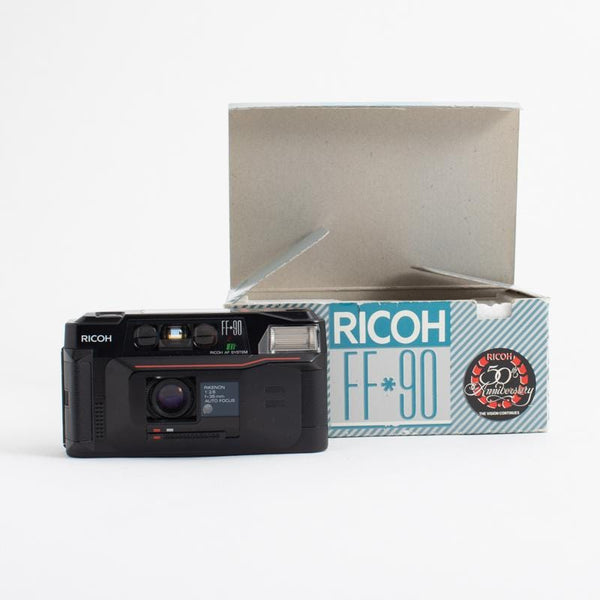 Ricoh FF-90 Point and Shoot Camera New in Box