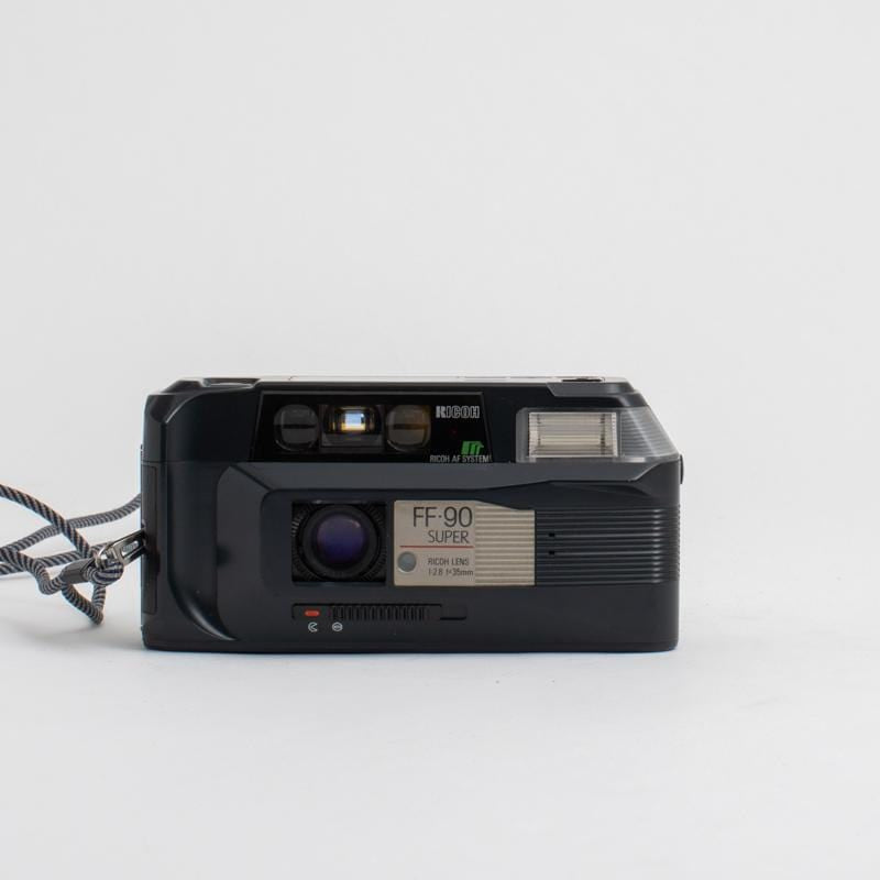 Ricoh FF-90 Point and Shoot Camera
