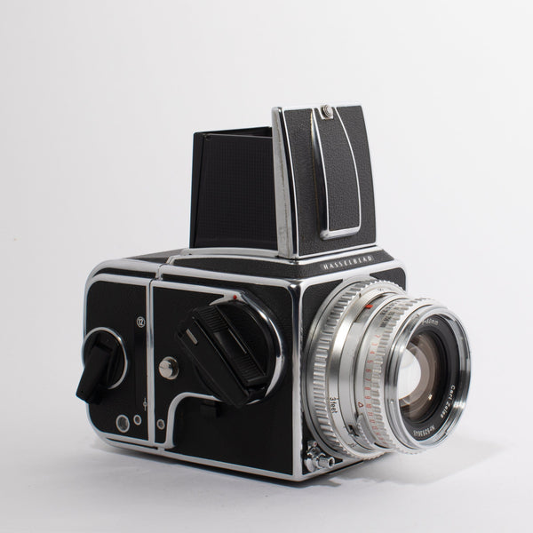 Hasselblad 500 C/M with Zeiss Planar 80mm f/2.8 CF Lens (PREMIUM CLA)