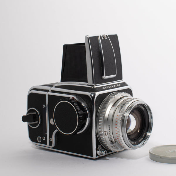 Hasselblad 500C with Zeiss Planar T* 80mm f/2.8 - MINT