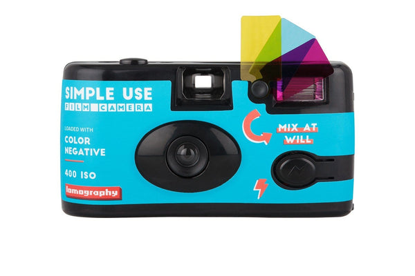 Lomography Single Use Camera Color Negative