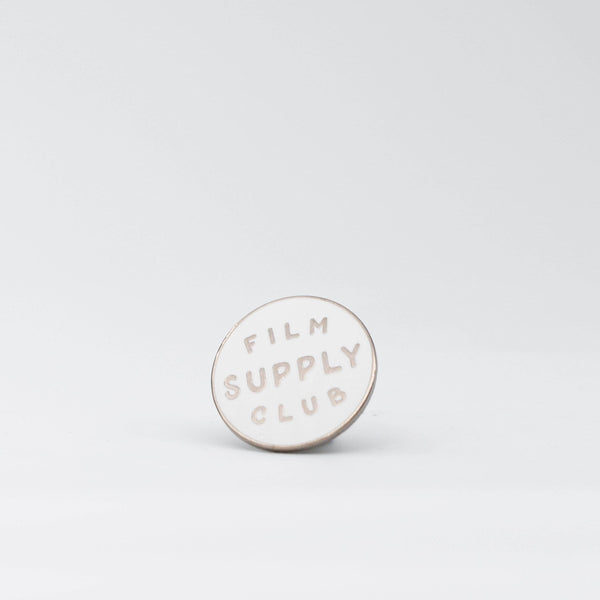 Film Supply Club Pin