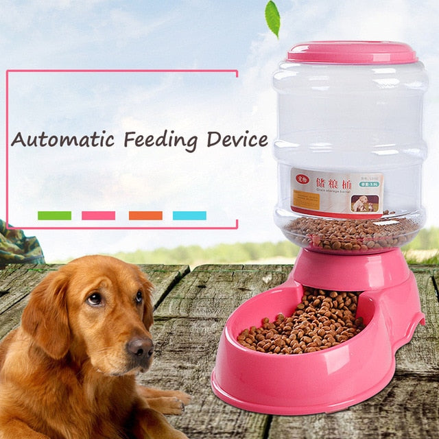 Image result for 3.5L automatic feeder