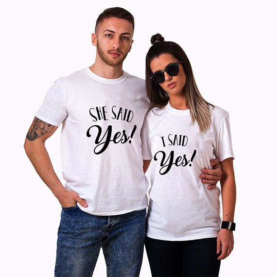 Marriage Proposal T-shirts