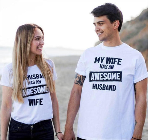 Awesome Partner T-shirt