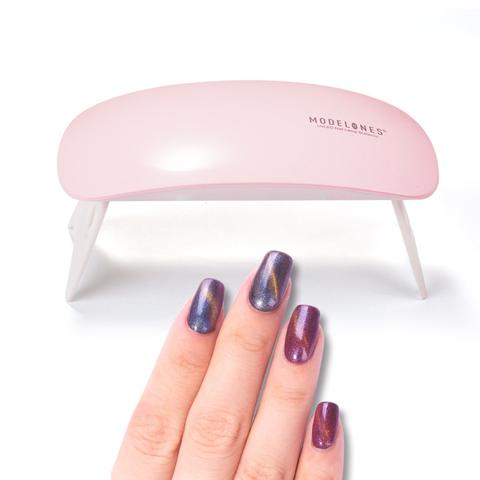 Portable UV/Led Nail Dryer