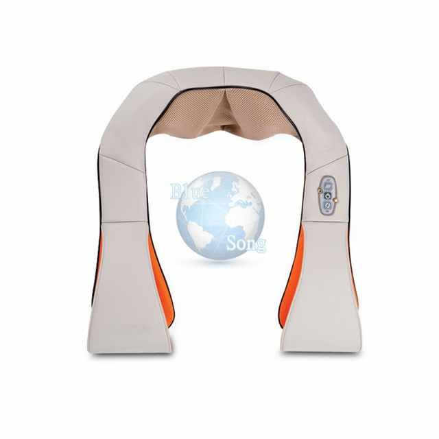 U-Shape 3D Infrared Kneading Massager - Last Chance Order