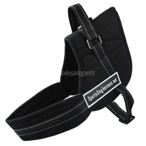 No-pull Training Reflective Dog Harness