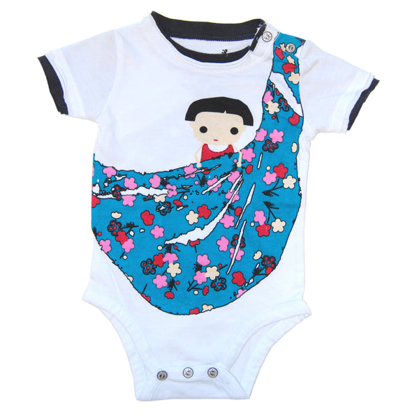 Baby Sling Bodysuit by: Mini Shatsu