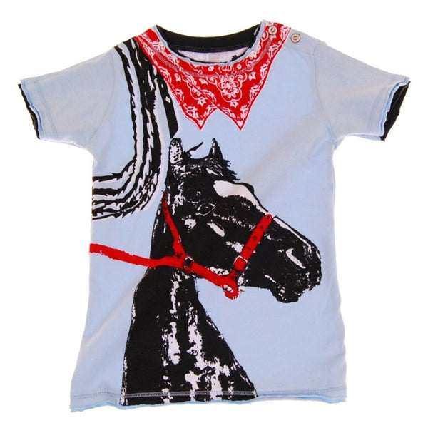 Cowboy Baby T-Shirt by: Mini Shatsu