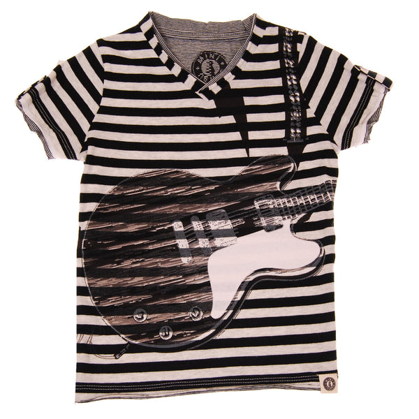 Rocking Out Electric Guitar T-Shirt by: Mini Shatsu