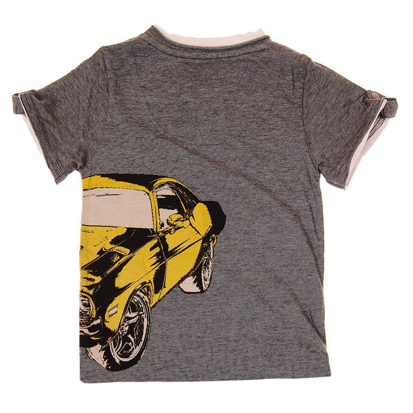 Muscle Car T-Shirt by: Mini Shatsu