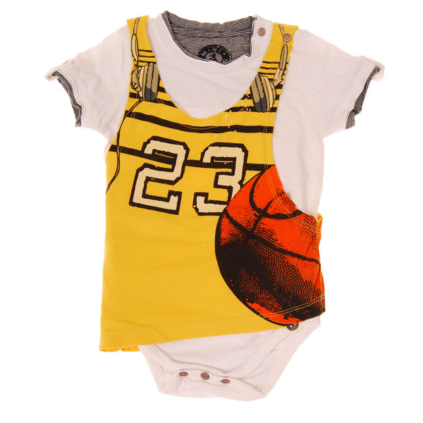 Tank Top Bballer Bodysuit by: Mini Shatsu
