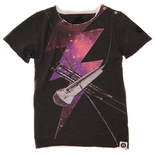 Intergalactic Rock Star Shirt by: Mini Shatsu