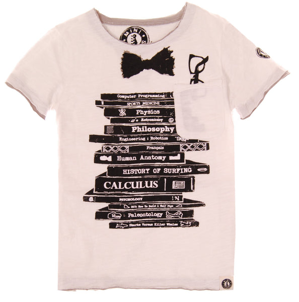 Geek Books Shirt by: Mini Shatsu