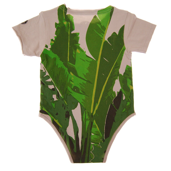 T Rex Jungle Bodysuit by: Mini Shatsu