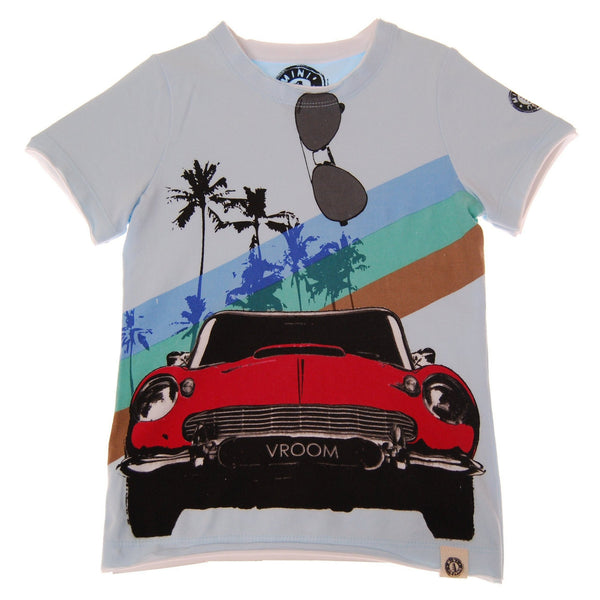 Classic Convertible T-Shirt by: Mini Shatsu