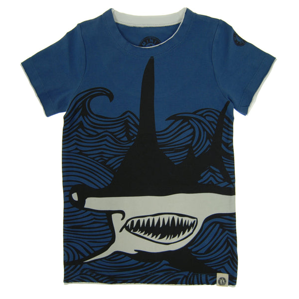 Hammerhead Shark T-Shirt by: Mini Shatsu