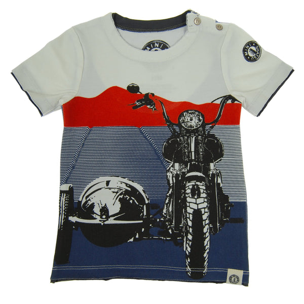 Sidecar Baby T-Shirt by: Mini Shatsu