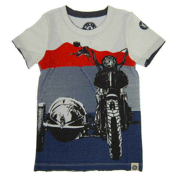 Sidecar T-Shirt by: Mini Shatsu