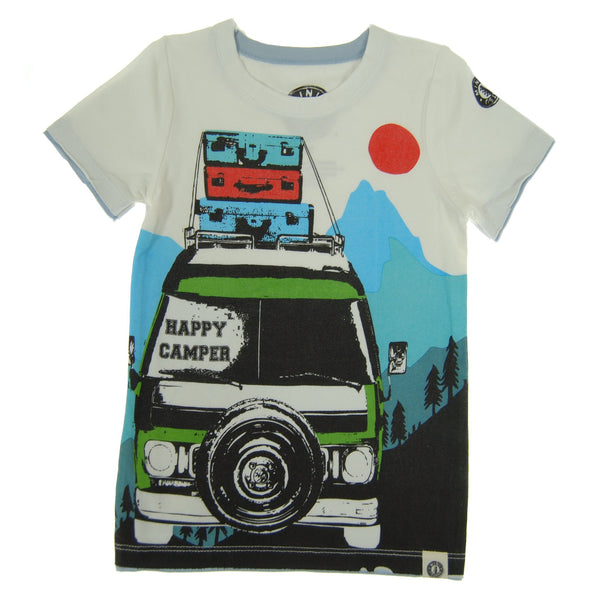 Happy Camper T-Shirt by: Mini Shatsu