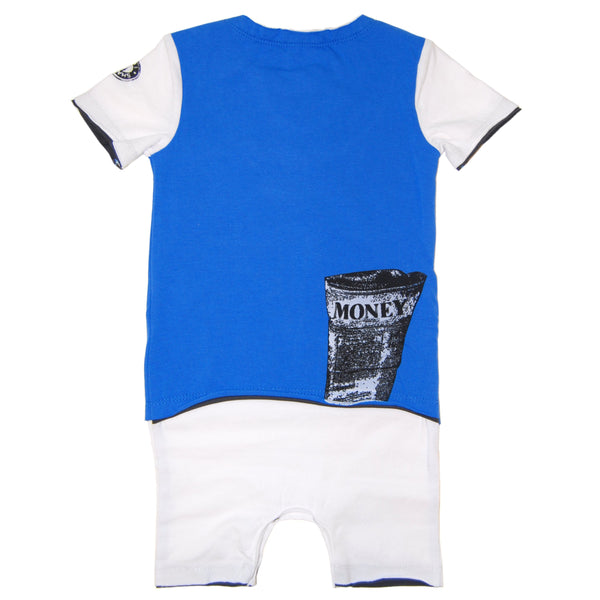 Vest Tie Genius CEO Romper by: Mini Shatsu