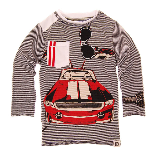 Classic Gullwing T-Shirt by: Mini Shatsu