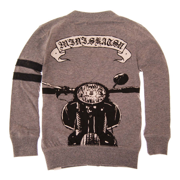 Biker Cardigan by: Mini Shatsu