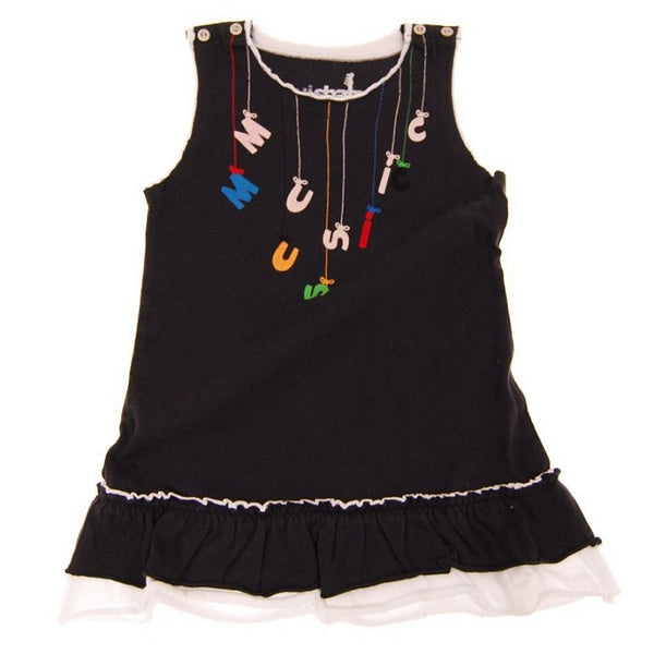 Strung Music Baby Dress by: Mini Shatsu