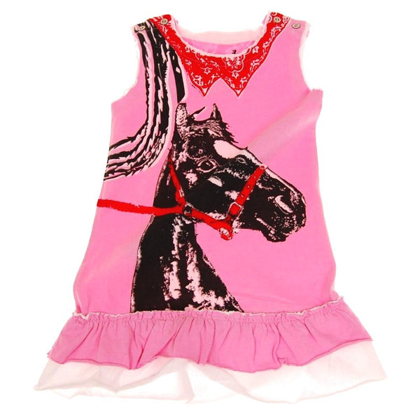 Cowgirl Baby Dress by: Mini Shatsu