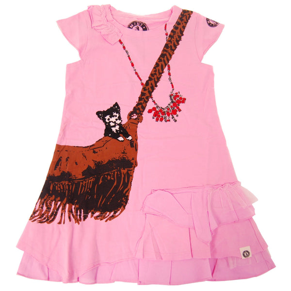 Puppy Fashionista Baby Dress by: Mini Shatsu