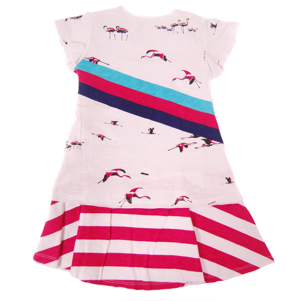 Flamingo Baby Dress by: Mini Shatsu