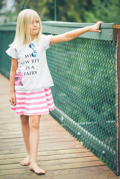 Fairy BFF Baby Dress by: Mini Shatsu