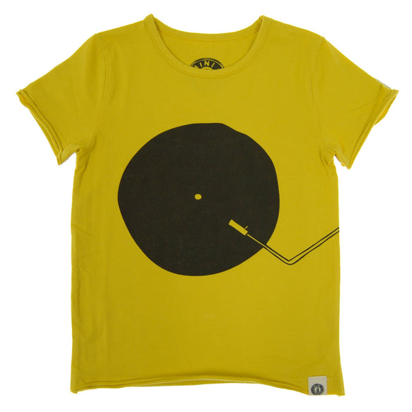 Vinyl DJ T-Shirt by: Mini Shatsu Essentials
