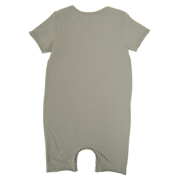 Drip Tie Suspenders Baby Romper by: Mini Shatsu Essentials