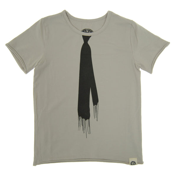 Drip Tie Suspenders T-Shirt by: Mini Shatsu Essentials