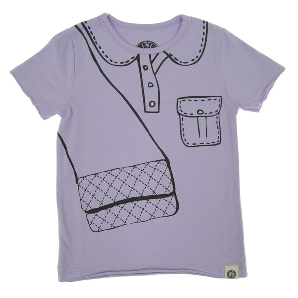 Marker Purse T-Shirt by: Mini Shatsu Essentials