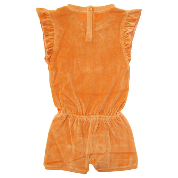 Happy Surfing Baby Girl Romper by: Mini Shatsu