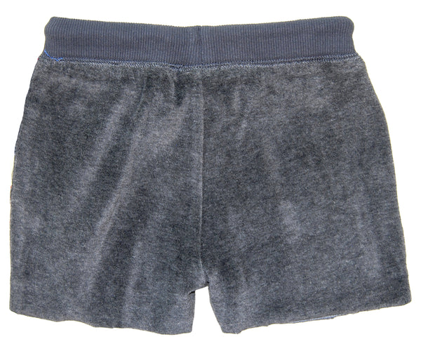 Velour Stripes Girl Baby Shorts by: Mini Shatsu
