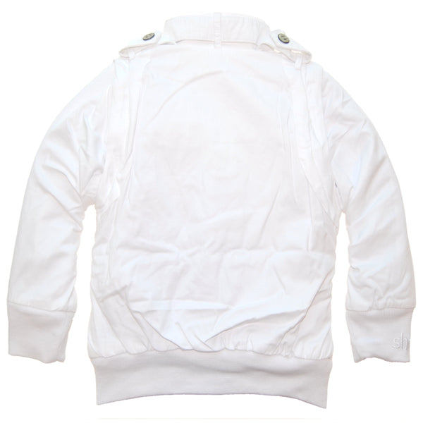 Secret Agent White Jacket-Vest by: Mini Shatsu