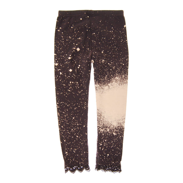 Pink Galaxy Baby Girl Legging by: Mini Shatsu