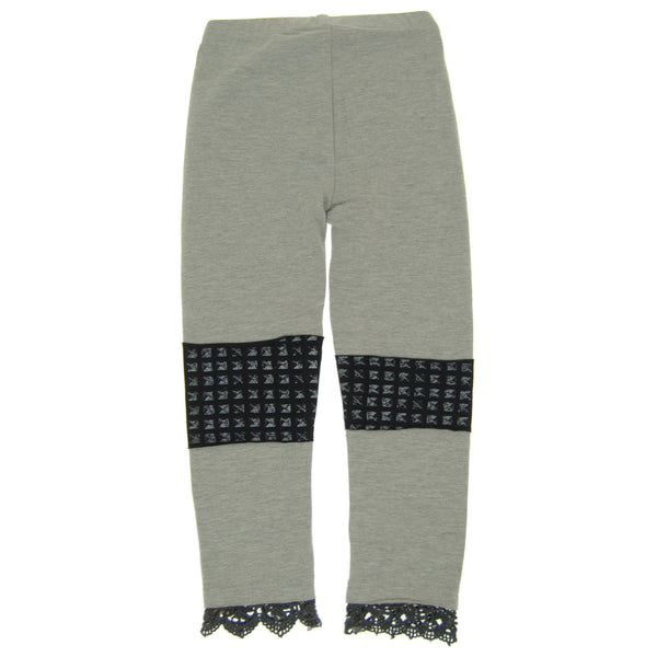 Rock and Roll Studded Baby Legging by: Mini Shatsu