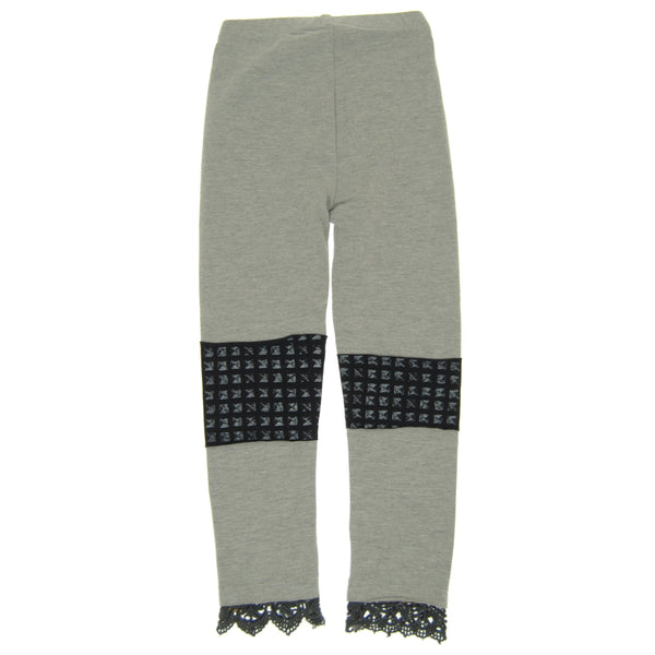 Rock and Roll Studded Legging by: Mini Shatsu