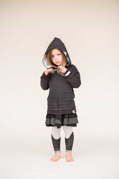 Black Boots Baby Girl Legging by: Mini Shatsu