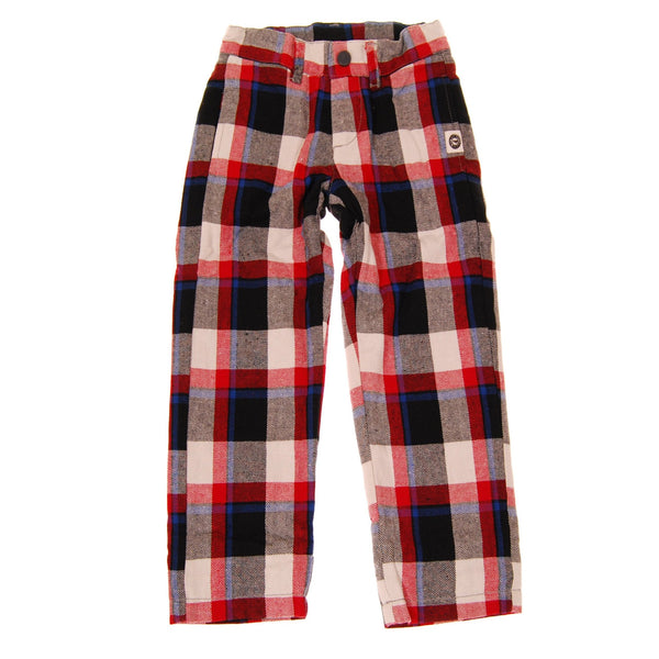 Plaid Pencil Pants by: Mini Shatsu