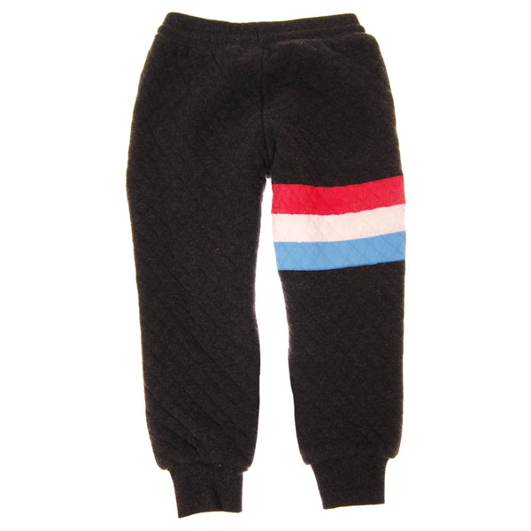 Stripe Warm Up Sweatpants by: Mini Shatsu