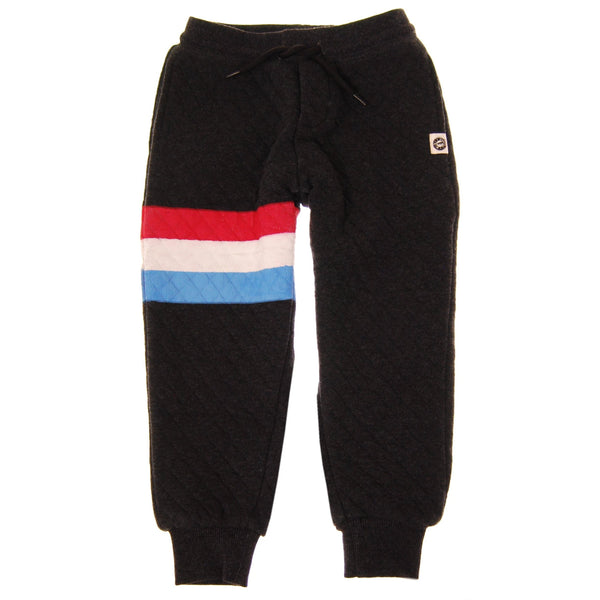 Stripe Warm Up Baby Sweatpants by: Mini Shatsu