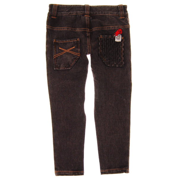 Speedster Slim Fit Baby Jeans by: Mini Shatsu